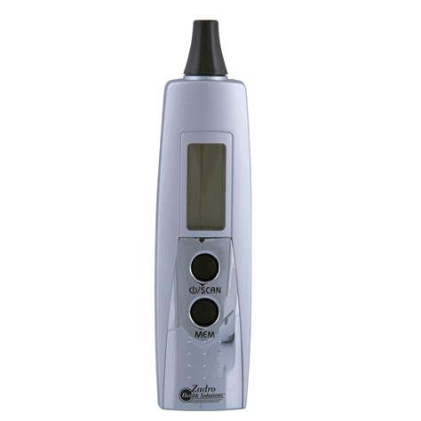 Termometer Scan zadro multi scan non contact thermometer in gray the01 the home depot