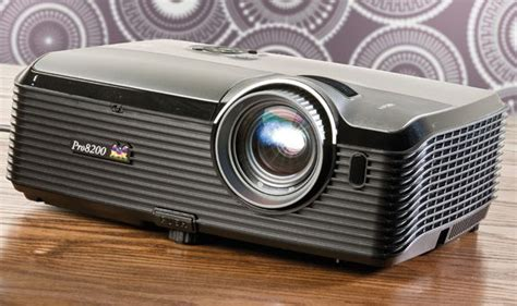 Proyektor Viewsonic Pro6200 viewsonic pro8200 review projectors