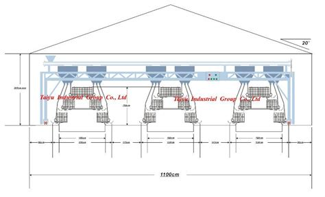 layout plan for chicken farm poultry farm design layout with chicken coop inside
