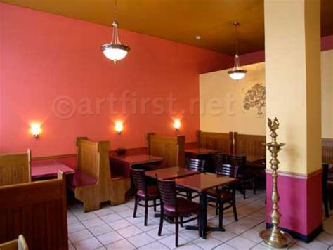 restaurant color home design interior