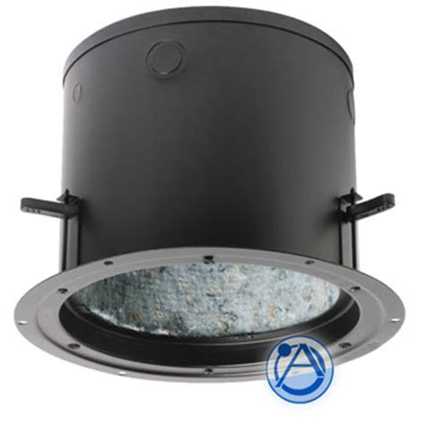 atlas sound fa97 8 ceiling speaker enclosure full compass
