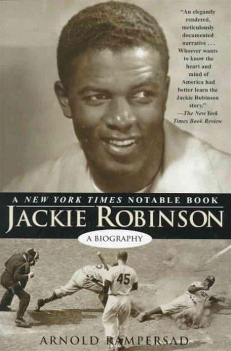 biography book jackie robinson npr