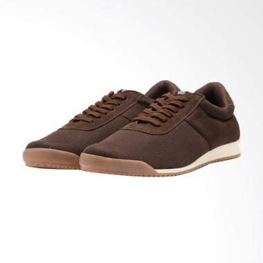 Brodo Sepatu Pria Flex Navy Ivory Sole jual sepatu brodo original terbaru harga promo diskon blibli