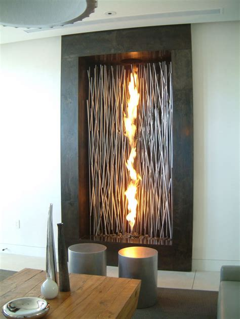 modern fireplace designs features iroonie