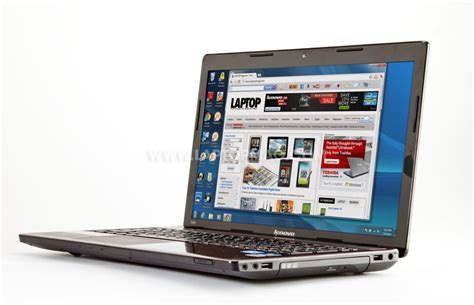 Laptop Lenovo Multimedia lenovo ideapad z580 review multimedia notebook reviews
