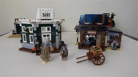 Lego 79109 Lone Rangercolby City Showdown lego the lone ranger 79109 colby city showdown