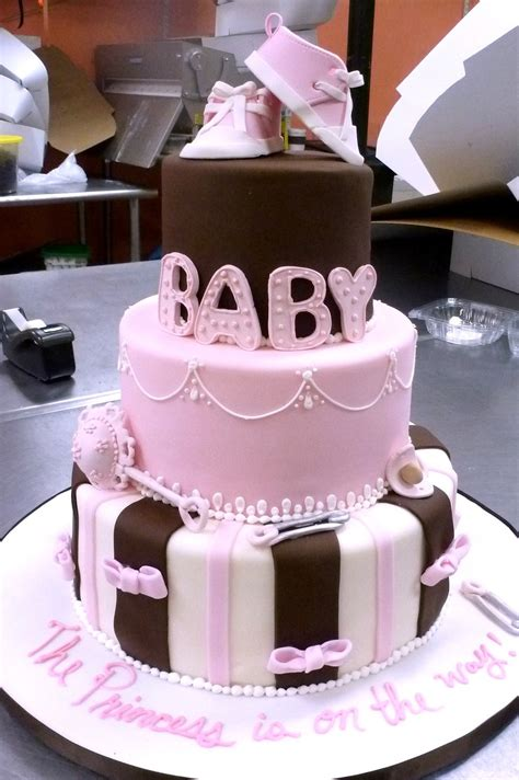 Baby Shower Cakes For by 70 Baby Shower Cakes And Cupcakes Ideas