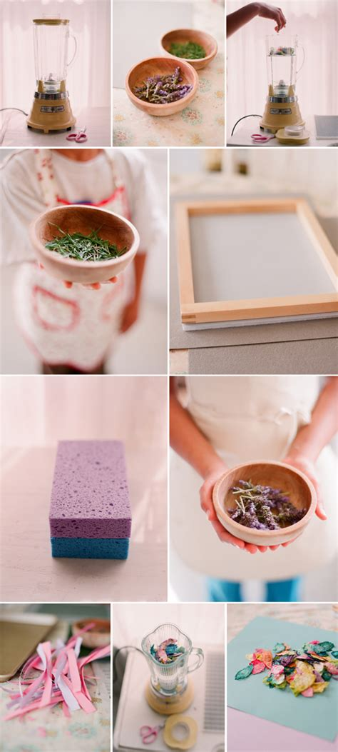 Easy Handmade Paper - handmade paper how to do easy