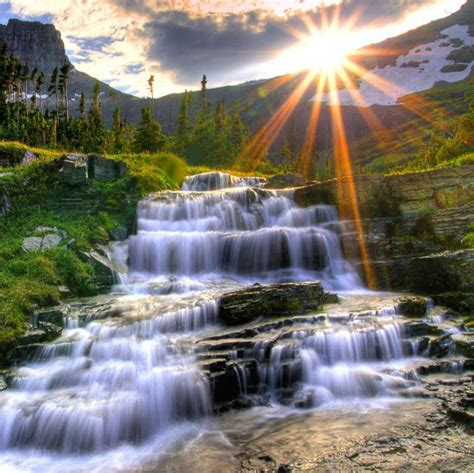 beautiful waterfalls beautiful waterfalls around the world wallpaper