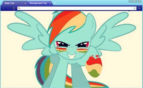 google themes rainbow rainbow dash google theme by timeturner155 on deviantart