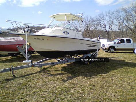 hydra sports cuddy cabin boats 2004 hydra sports 230 wa hardtop cuddy cabin fishing boat