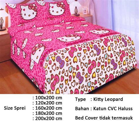 Sale Sprei Ukuran 160 Dan 180 Monalisa buy sprei aneka motif kid edition deals for only rp82 000 instead of rp250 000