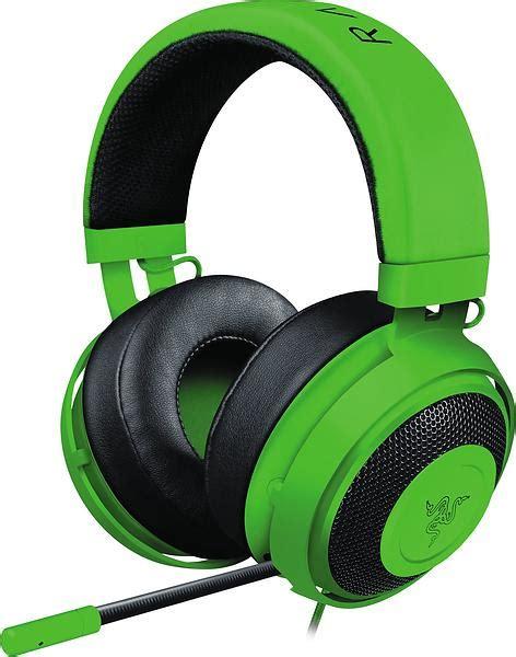 Razer Kraken Pro V2 Black Green White product details for razer kraken pro v2 headphone