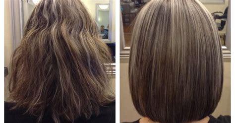 before and after medium layered haircuts before and after long layered bob hair cuts