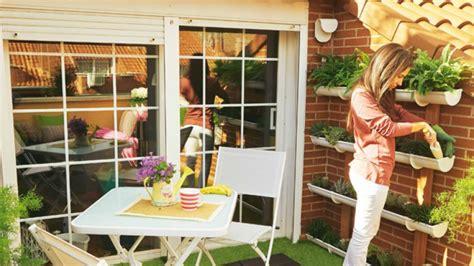decorar tu terraza al estilo decorar una terraza de 8m2 hogarmania