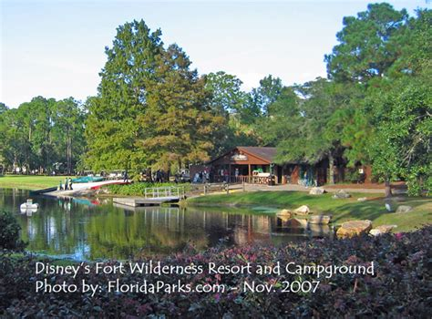 The Cabins Disney Fort Wilderness Resort by Disney S Fort Wilderness Cground