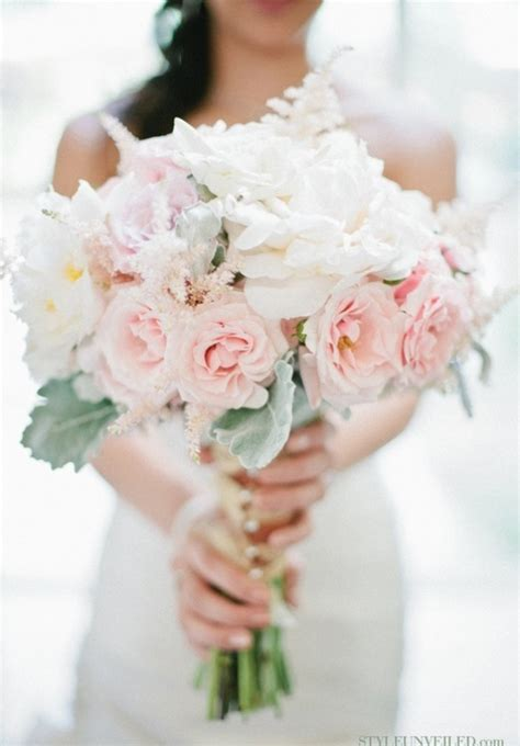 Stunning Wedding Pictures by Picture Of Stunning Pastel Wedding Bouquets