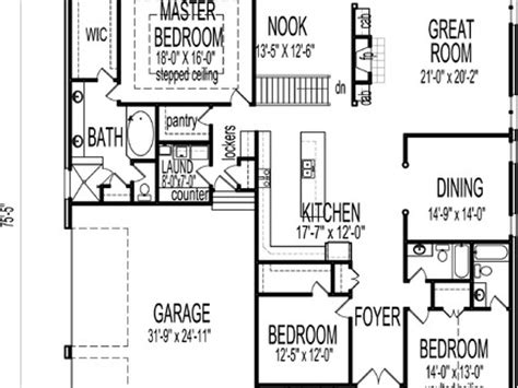 three bedroom bungalow floor plan three bedroom bungalow lakeview three bedroom bungalow