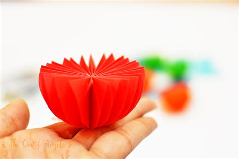 Paper Craft For Diwali - diwali craft paper diya tutorial