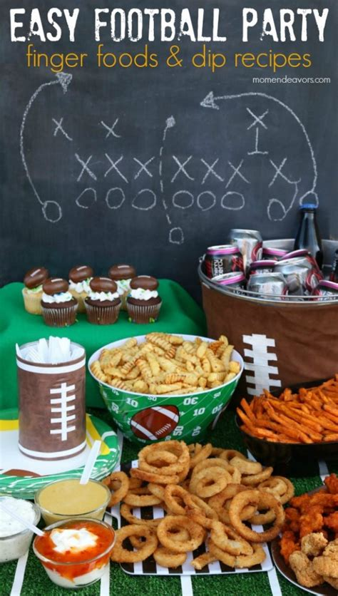 easy football party food honey mustard dip recipe