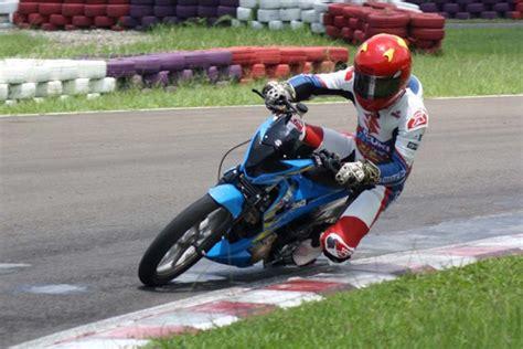 Knalpot Racing Triofal For Zuzuki Satria Fu Karbu suzuki gelar omr satria 150fu gilamotor