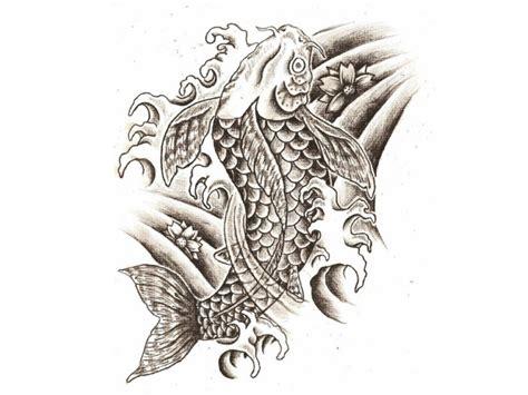 japanische koi tattoo vorlagen 34 koi tattoo designs ein symbol f 252 r st 228 rke gl 252 ck erfolg