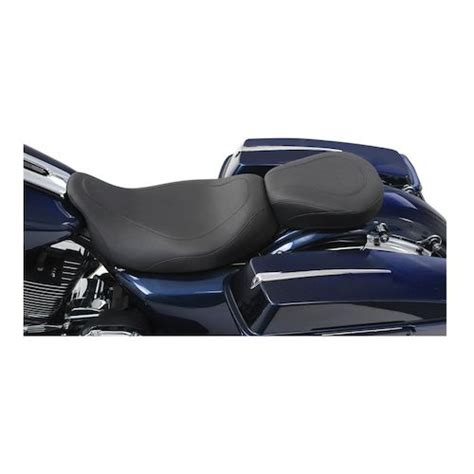mustang seats mustang wide tripper seat for harley touring 2008
