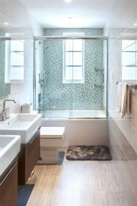 badezimmer fliesen ideen schwarz weiß badezimmer ideen mosaik