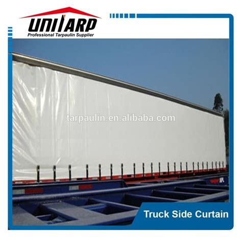 truck curtain rail truck curtain accessories rail and curtain pvc truck side