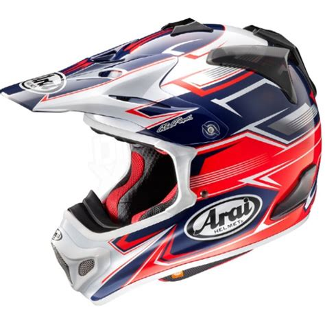 arai motocross helmets arai mxv helmet sly red dirtbikexpress