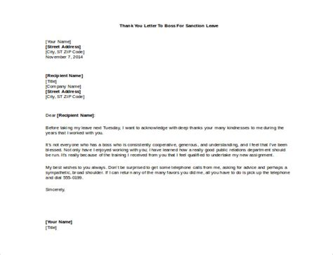 thank you letter after fit resignation letter thanks letter after resignation to