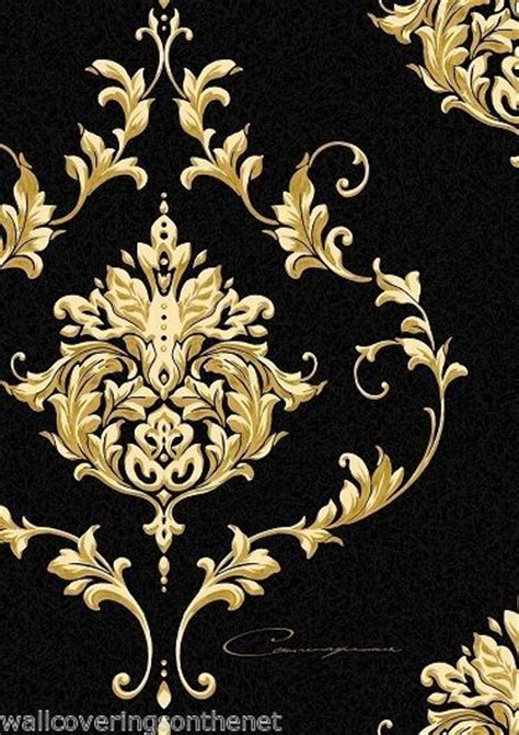 gold victorian wallpaper black and gold victorian wallpaper www pixshark com