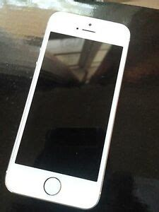 iphone 5s white silver 64gb cellular south cspire ebay