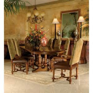 tuscan dining room sets tuscan dining room set michael amini tuscano biscotti