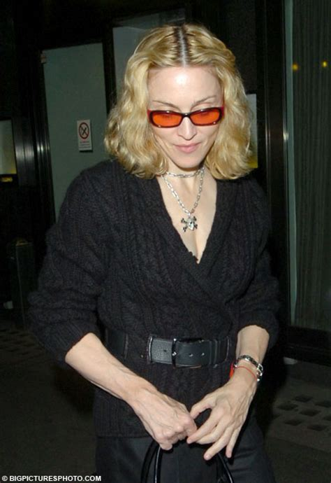 Trouble In Madonna Land by She S So Vein Madonna S Look Worse Than