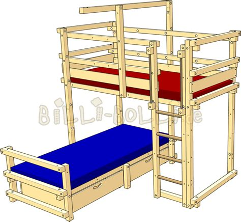Kids Beds Billi Bolli Kids Furniture Corner Loft Bunk Beds