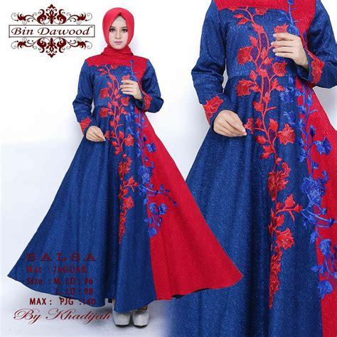 Baju Muslim Terbaru 18 koleksi baju gamis model terbaru 2018 gambar busana