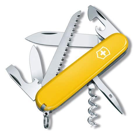 Swiss Army 24070 Yellow Black Leather cer yellow swiss army knife
