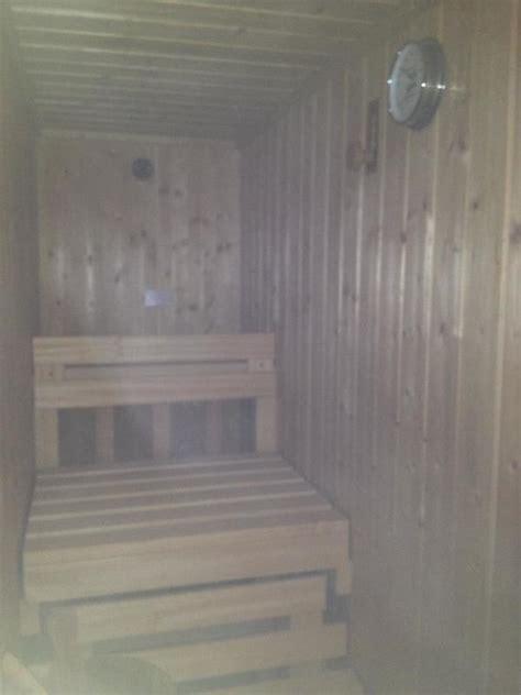 klafs sauna gebraucht sauna gebraucht kleine eingebaute heimsauna klafs in