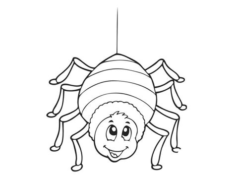Christmas Tree Decorations Printable Coloring Pages Spider 171 Preschool And Homeschool