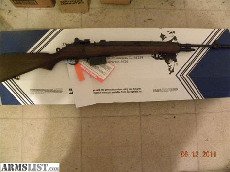 Ccl Background Check Armslist For Sale Springfield Armory M1a Loaded Walnut Ma9222 Brand New