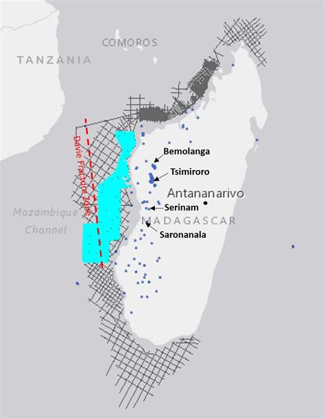 geo expro geo expro offshore madagascar part i hydrocarbon potential