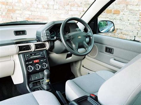 land rover freelander 2000 interior land rover freelander 2002 picture 26 800x600