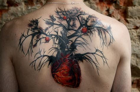 tattoo back tree back tattoos and designs page 275