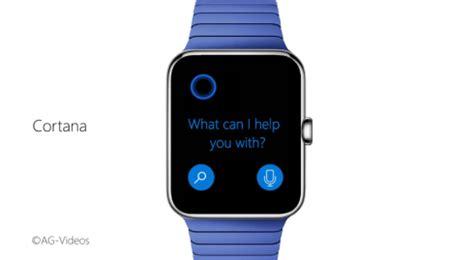 Smartwatch Windows microsoft concept focuses on windows 10 smartwatch experience concept phones