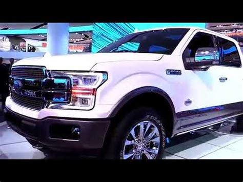 2019 Ford King Ranch by 2019 Ford F150 King Ranch Xl Premium Features Exterior