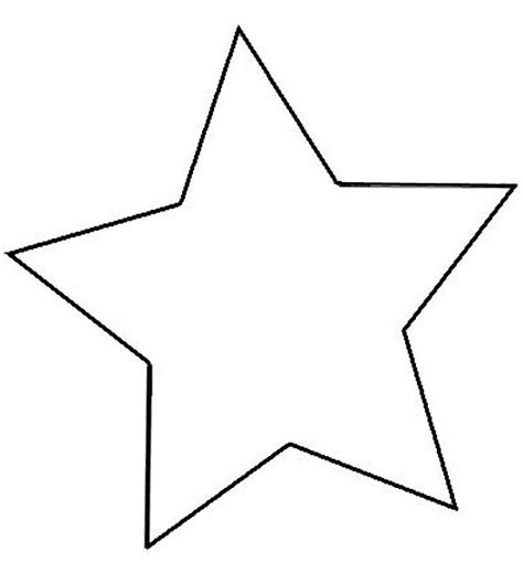 imagenes para colorear estrellas imagenes de estrellas para colorear grandes imagui