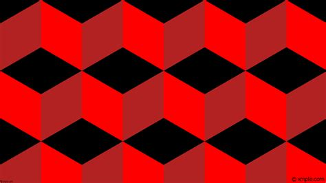 wallpaper 3d red wallpaper 3d cubes red black 000000 ff0000 b22222 210