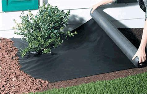 Landscape Fabric Laying 1 5m X 50m Contol Stop Garden Cover Mulch Sheet Ebay