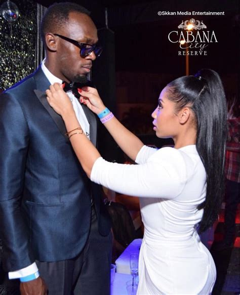 Fashion Stylist Andre J On Lxtv by Usain Bolt Feliz Ao Lado Da Sua Movenot 237 Cias